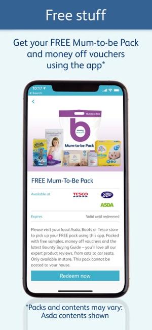Bounty Pregnancy App & Tracker on the App Store