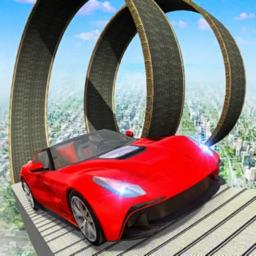 Stunt Car Racing Game For Kids