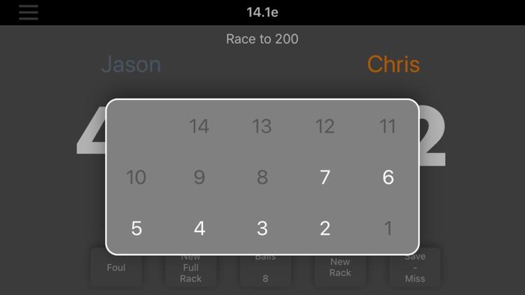 Scoreboard Master screenshot-9