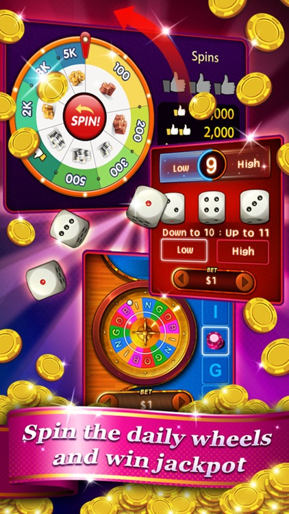Bingo 90 Live + Slots & Poker screenshot-4