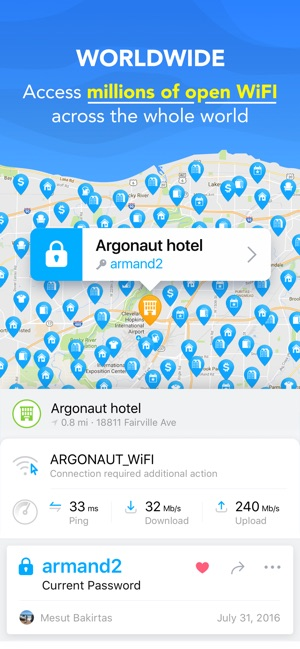 WiFi Map: Get WiFi, VPN, Proxy on the App Store