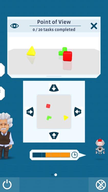 Einstein™ Brain Training screenshot-6