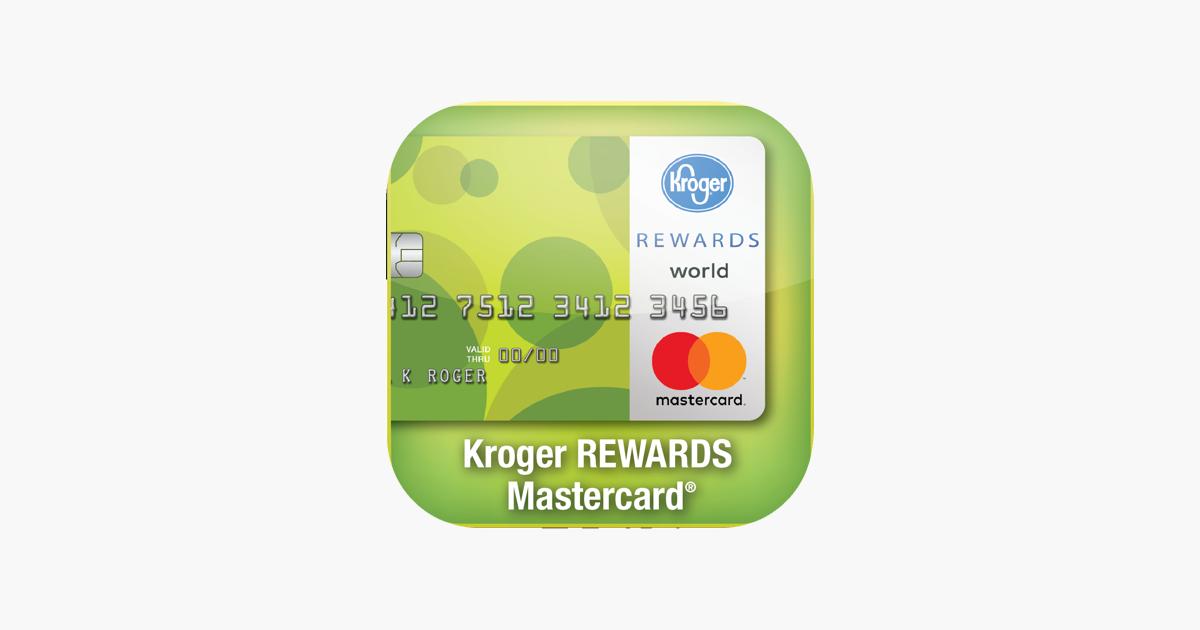 kroger123 card login