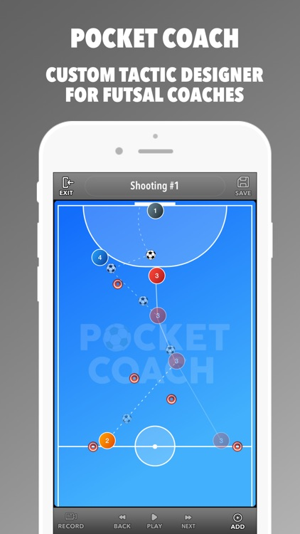 Pocket Coach for Futsal screenshot-0