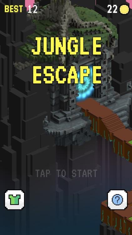 Escape in the Jungle