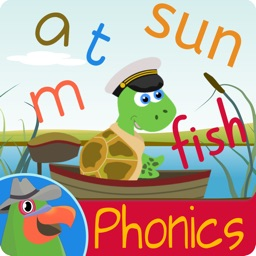 Phonics - Sounds to Words
