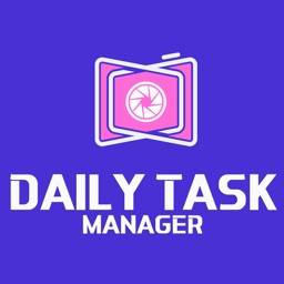 Daily Task Manager with Photo