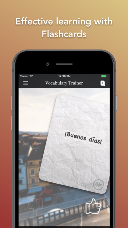 Learn Spanish - Flashcards