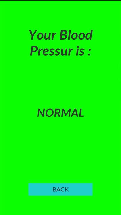 Blood Pressure Calculator 2019