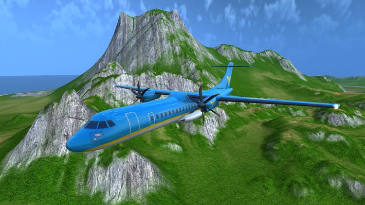 Turboprop Flight Simulator screenshot-6