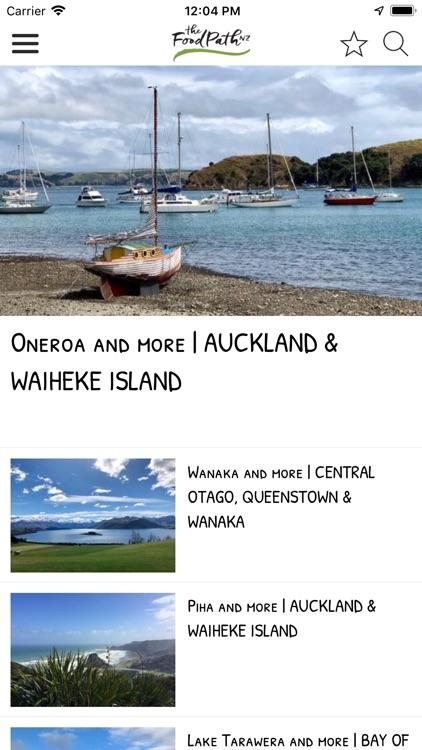 New Zealand Food Trail Guide screenshot-6