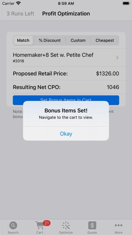 Quote – Maximize Profit screenshot-8