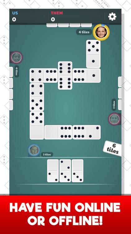 Dominoes Jogatina: Board Game screenshot-8