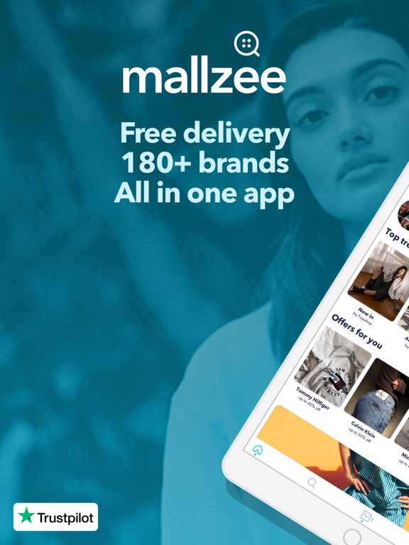 Screenshot #4 pour Mallzee: Fashion & Clothing