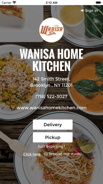 Wanisa Home Kitchen By Wealthy Trade Inc