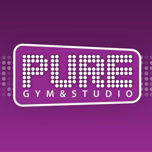 PURE - gym & studio icon