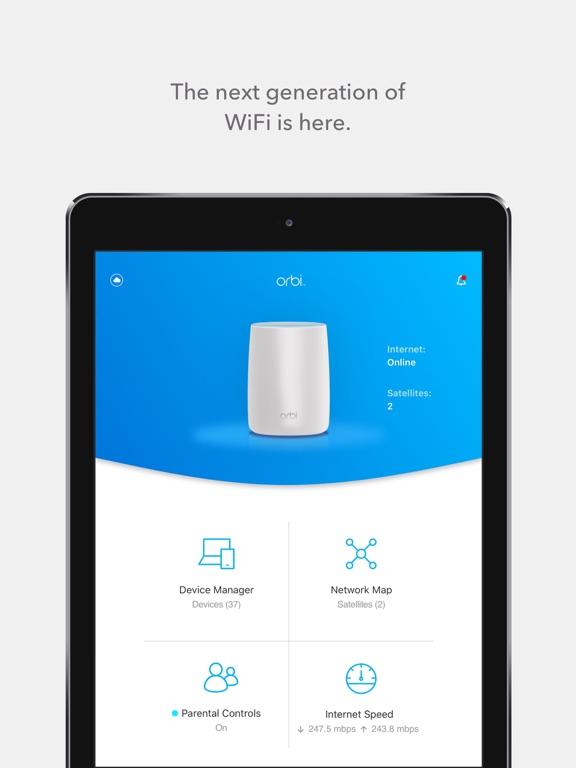 NETGEAR Orbi - WiFi System App - Revenue & Download