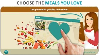 DietWiz: Weekly Meal Planner Screenshot