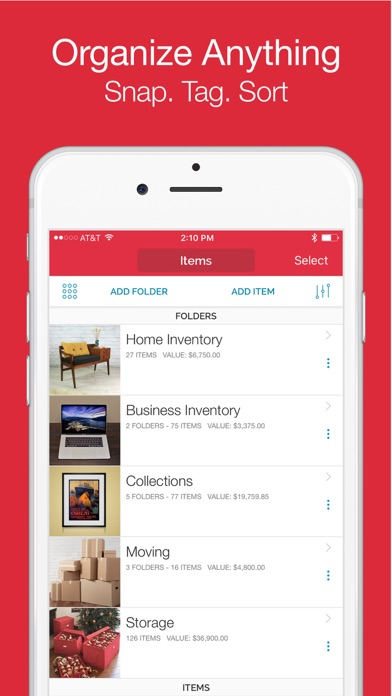 Sortly - Inventory Simplified Screenshot