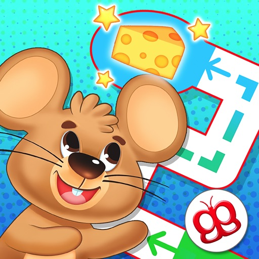Toddler Maze 123 Pocket icon