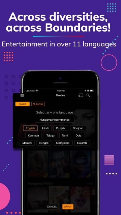 Hungama Play: Movies & TV Show screenshot-6