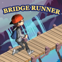 Risky Bridge Cross Runner