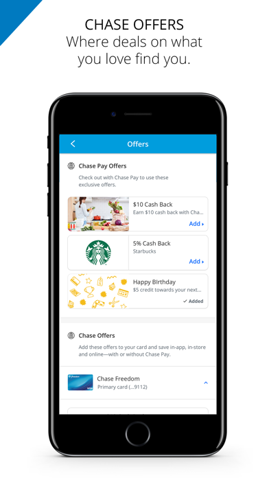 Chase Pay®   Earn, Save, Order   App Price Drops