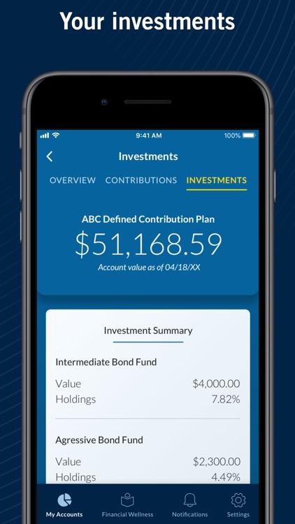 Prudential Retirement screenshot-7
