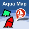 Aqua Map: Marine & Lake maps