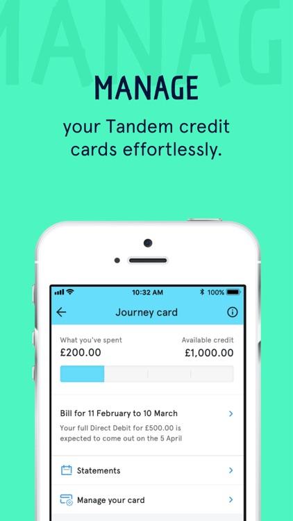 Tandem Bank screenshot-5