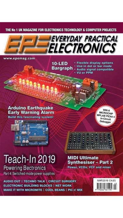 EPE Magazine screenshot-4