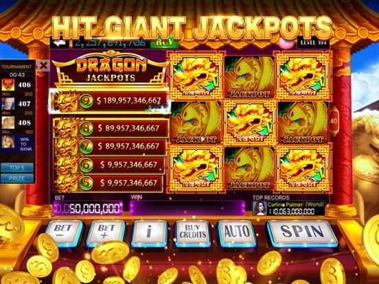 Classic Slots ™: Vegas Casino-ipad-4