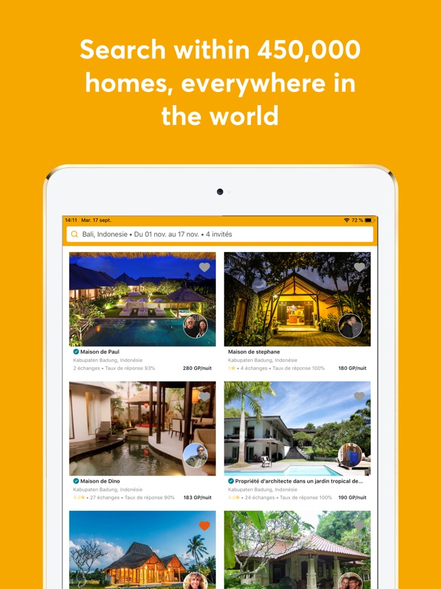 Homeexchange House Swapping On The App Store