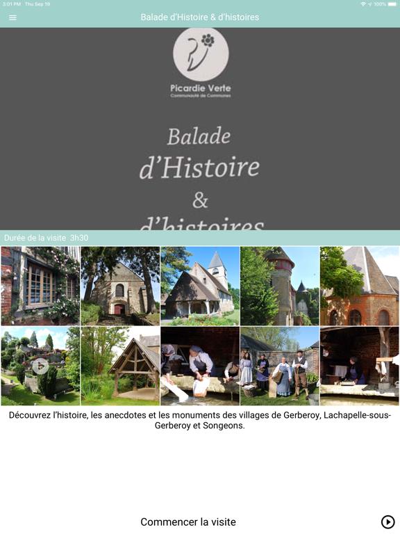 Balade d'Histoire&d'histoires screenshot 7