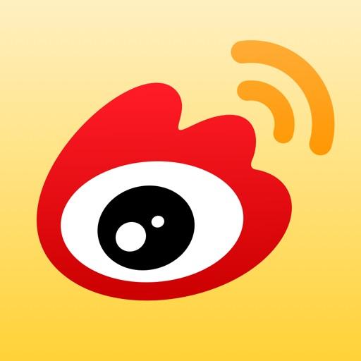 新浪微博app icon图