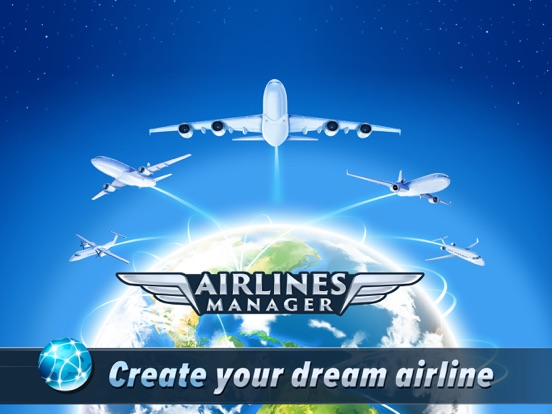 Airlines Manager : Tycoon 2019 на iPad