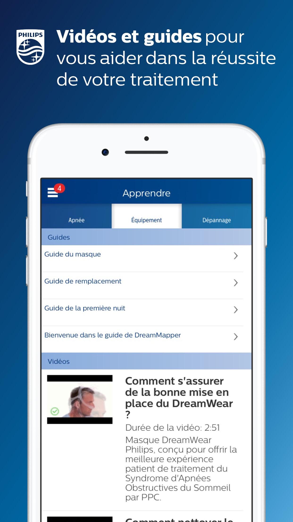 DreamMapper Screenshot