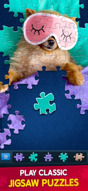 Jigsaw Puzzles Clash on the App Store