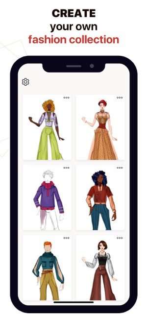 Fashion Design Sketches Style On The App Store