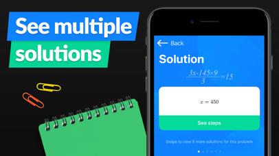 Tải về SnapCalc - Math Problem Solver cho Pc