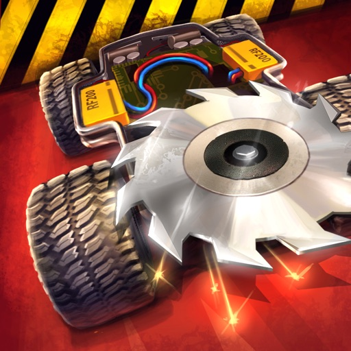 Robot Fighting 2 - Minibots