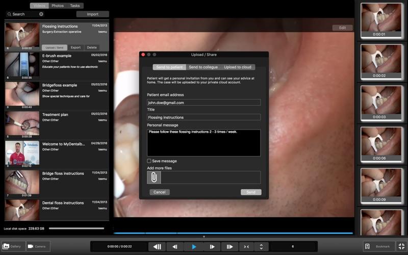 Futudent Recording Software скриншот программы 7