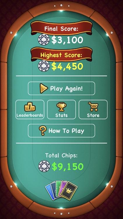 Poker Solitaire - Card Crush screenshot-7