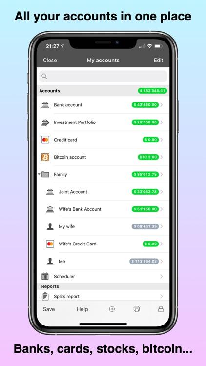 PocketMoney screenshot-0