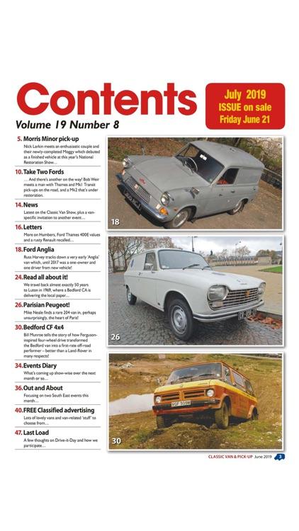 Classic Van & Pick Up Magazine