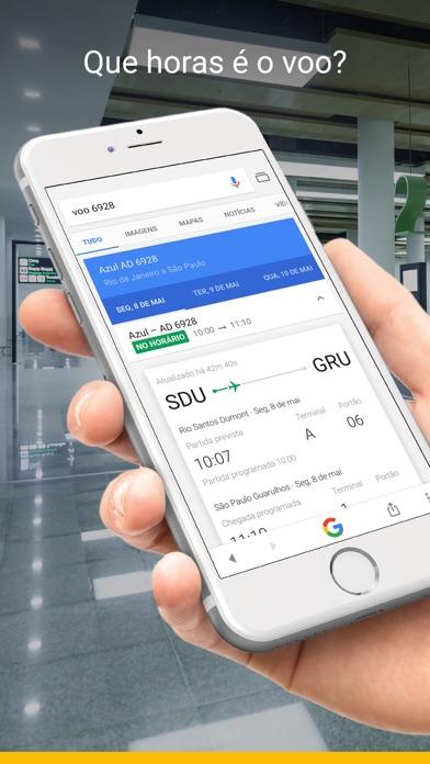 Screenshot for Google in Brazil App Store