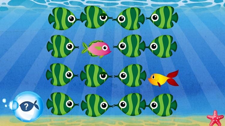 Fish School - 123 ABC for Kids screenshot-3