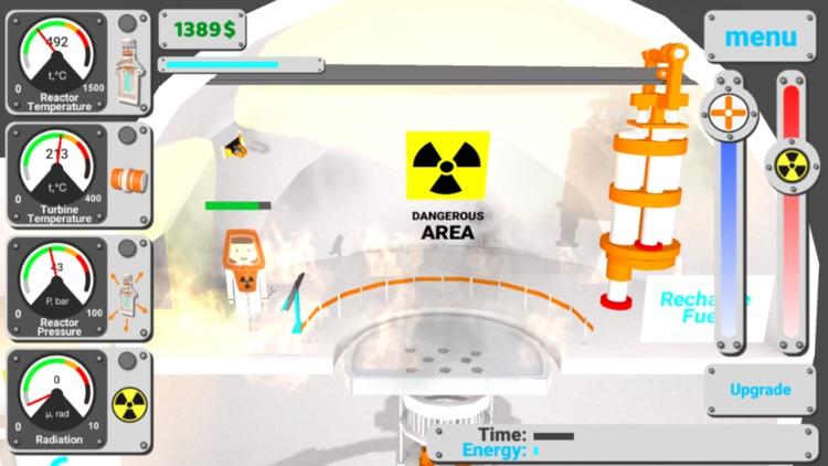 Nuclear inc 2. Atom simulator screenshot-4