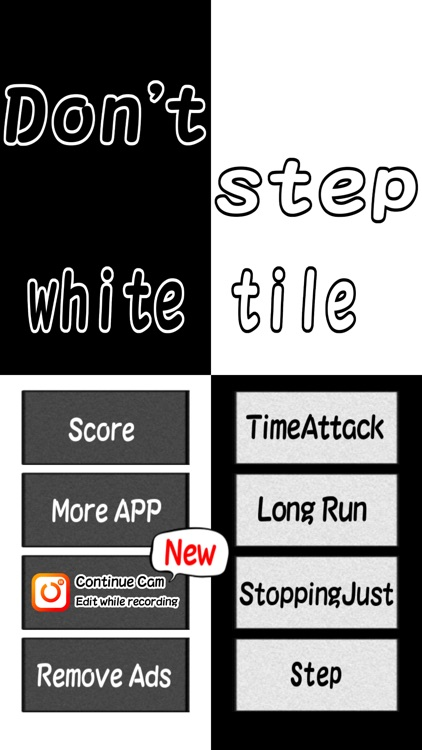 Don't step the white tile screenshot-3