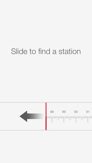 RadioApp - A Simple Radio Screenshot